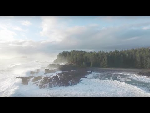 Discover Ucluelet - Vancouver Island BC Canada [4K]